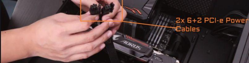 Installing a Aorus GPU