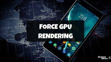 Force GPU Rendering