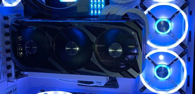 Image of 3080 vertical Build