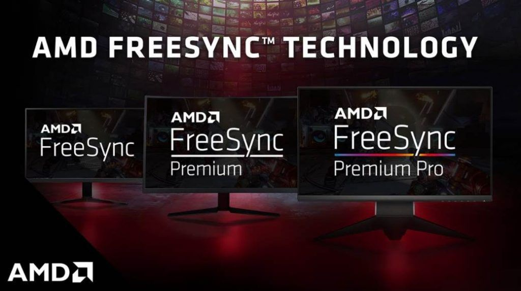 Different types of FreeSync Techs by AMD