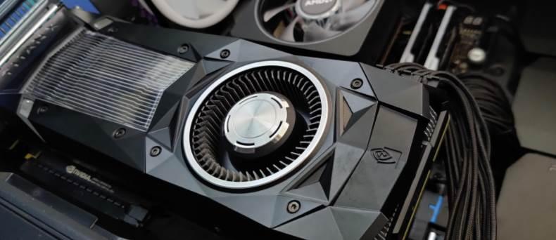 Image of Titan RTX GPU