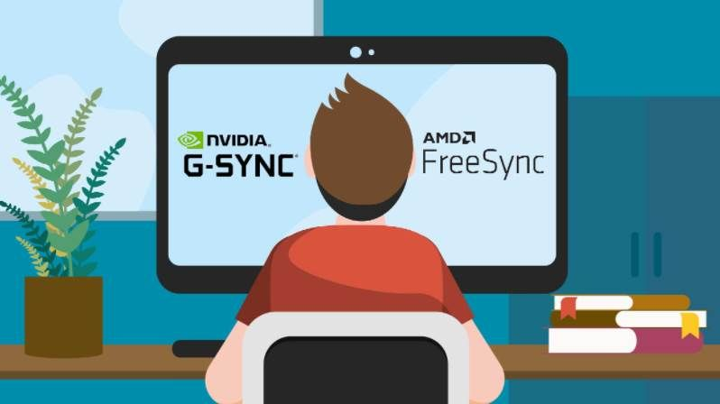 Infographic Gsync vs Freesync