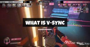 what is vsync