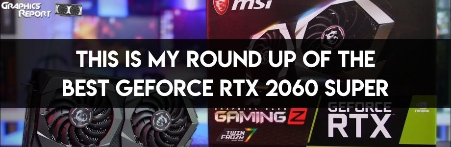 Best rtx 2060 Super