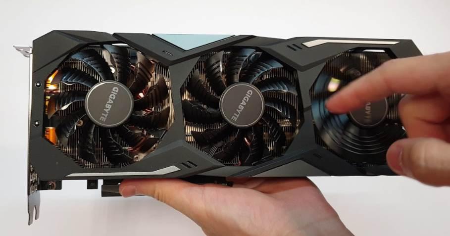 Image Gigabyte RTX 2070 Super GPU