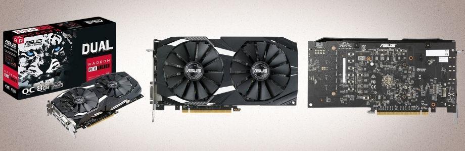 Image of Product 2 - ASUS ROG Strix Radeon RX 580