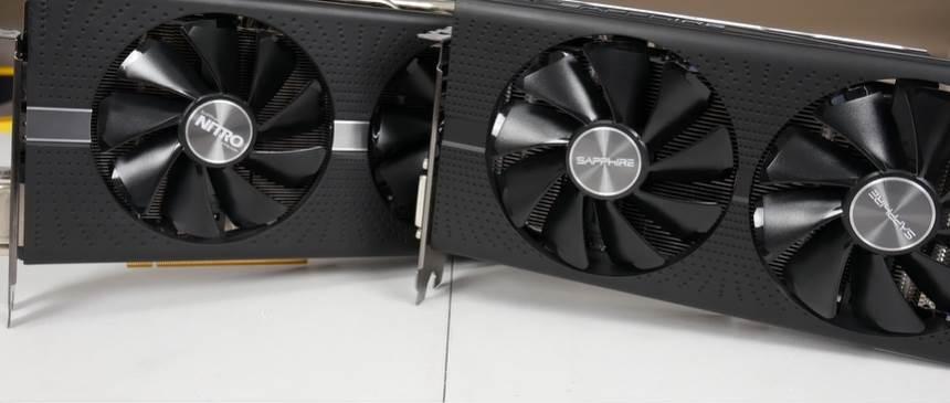 Image of RX 580 4GB vs 8GB