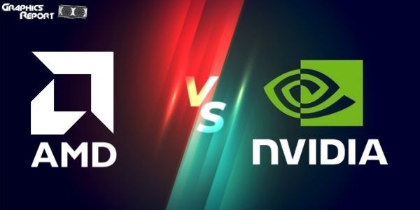 Simple Versus Image of AMD vs Nvidia