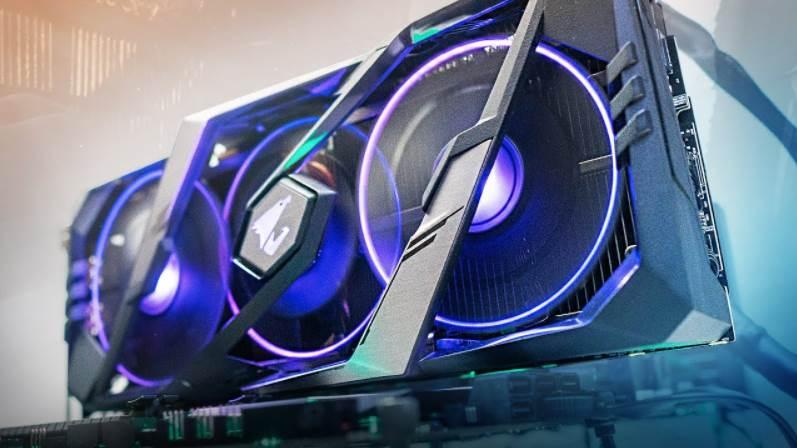 image of the Gigabyte AORUS RTX 2080 Ti Xtreme